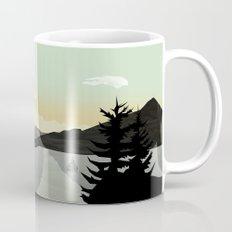 Misty Mountain II Mug