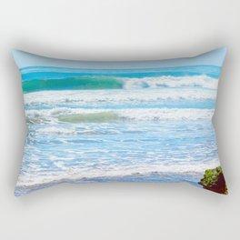 Layered Surf Rectangular Pillow