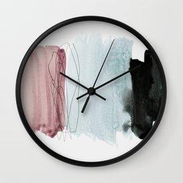 minimalism 4 Wall Clock