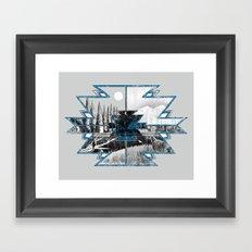 The Seasons Framed Art Print