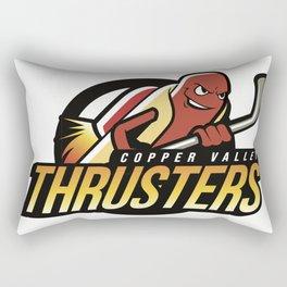 Copper Valley Thrusters Rectangular Pillow