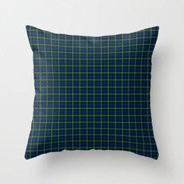 Forbes Tartan Plaid Throw Pillow