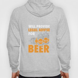Lawyers - Legal Advice For Beer Hoody