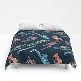 Wind instruments Comforters