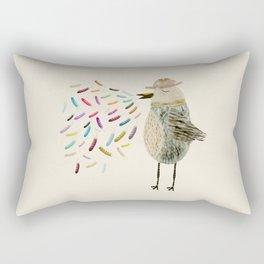 mr tweet Rectangular Pillow