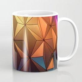Rainbow Architecture Ball (Color) Coffee Mug