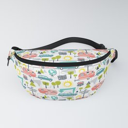 Road Trip Fanny Pack