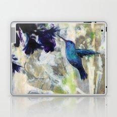 Hummingbird Haze Laptop & iPad Skin