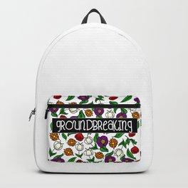 Groundbreaking Backpack