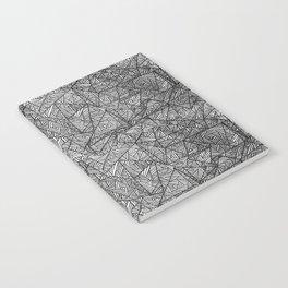 Pattern psychedelia Notebook