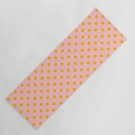 DOTS_DOTS_GOLD Yoga Mat