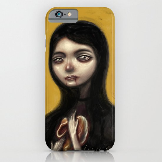 A Hunger That Will Not Go Away iPhone & iPod Case