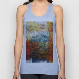 the last wrapping paper Unisex Tank Top
