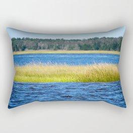 Bay Grasses Rectangular Pillow