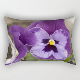 Spring Flowers Series 65 Rectangular Pillow