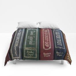 Dickens Books Comforters