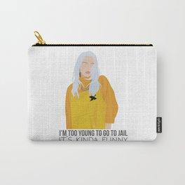 Billie Eilish - Bellyache Carry-All Pouch
