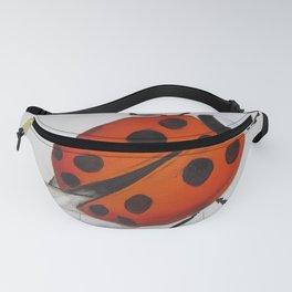 Ladybug Fanny Pack