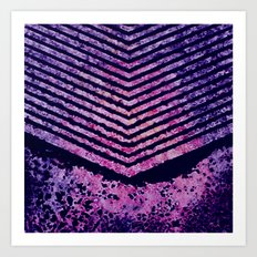 Labyrinth 3 Art Print