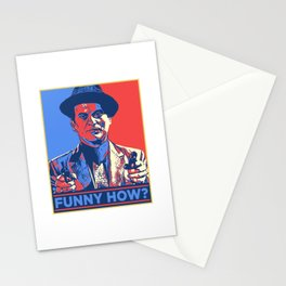 Funny How? Stationery Cards