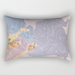 The Three Fates Rectangular Pillow