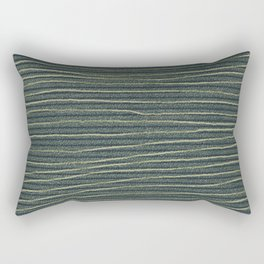 jungle stripe Rectangular Pillow