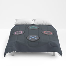 PlayStation - Buttons Comforters