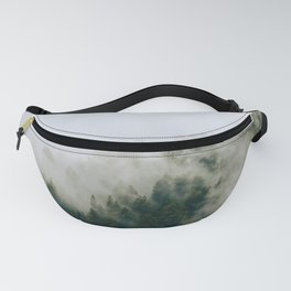 The Fog in the Trees Fanny Pack