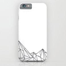 Night Court Mountain Design iPhone 6 Slim Case