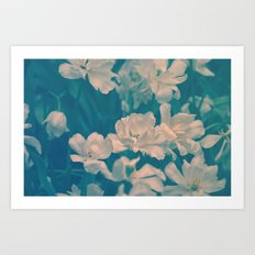 blessed are the humble Art Print