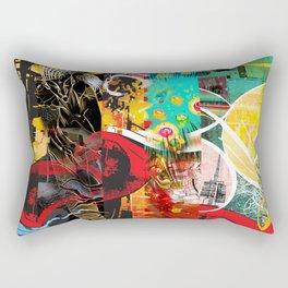 Exquisite Corpse: Round 3 Rectangular Pillow