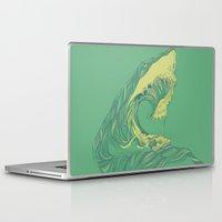 huebucket Laptop & iPad Skins featuring Escape by Huebucket