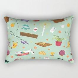 things Rectangular Pillow