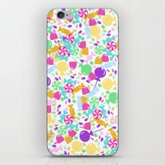 Ditsy Candy iPhone & iPod Skin
