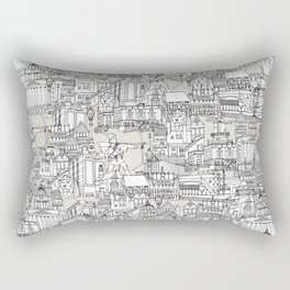 NOTTINGHAM CHAMPAGNE Rectangular Pillow