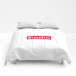 Emilio Comforters