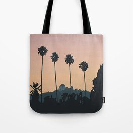 Franklin Avenue Tote Bag