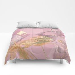 Pastel Humanoid Diskette Comforters