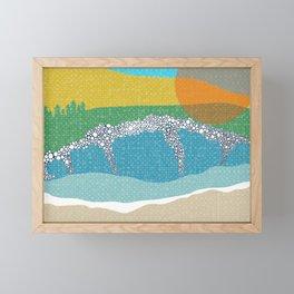 Sunrise IV Framed Mini Art Print