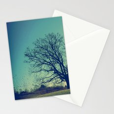 The Bird Tree Stationery Cards