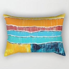 Beach Active Balmy Blazing Blistering Breezy Carefree Clammy Cloudless Comfortable Cool Dank Rectangular Pillow