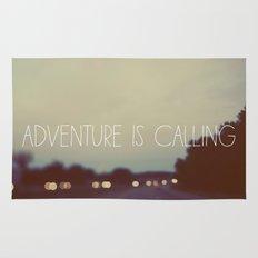 Adventure is Calling Rug
