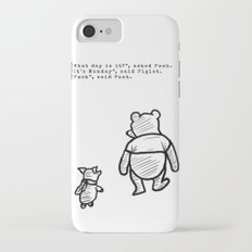 Pooh and Piglet Slim Case iPhone 7
