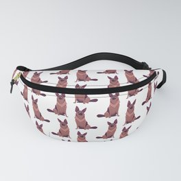 Scamp - the Dog Fanny Pack