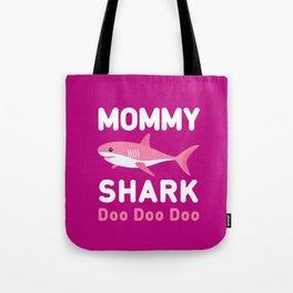 Mommy Shark Tote Bag