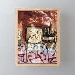 East 21st and Metropolitan Framed Mini Art Print