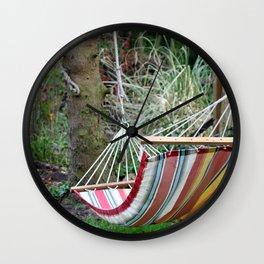 hammock Wall Clock
