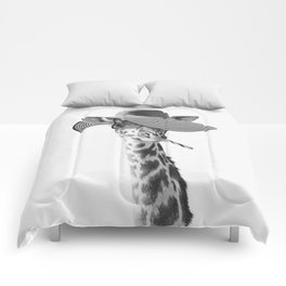 SAFIRA ZHIRAFETTA Comforters