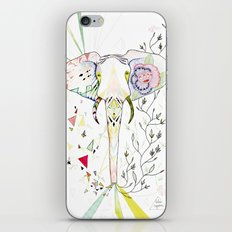 Elephant / June iPhone & iPod Skin