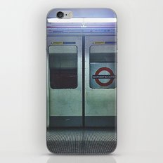 The tube iPhone & iPod Skin